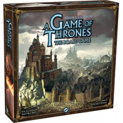 A Game of Thrones Boardgame 2nd Edition - EN