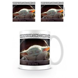 Star Wars: The Mandalorian (When Your Song Comes On)  Coffee Mug