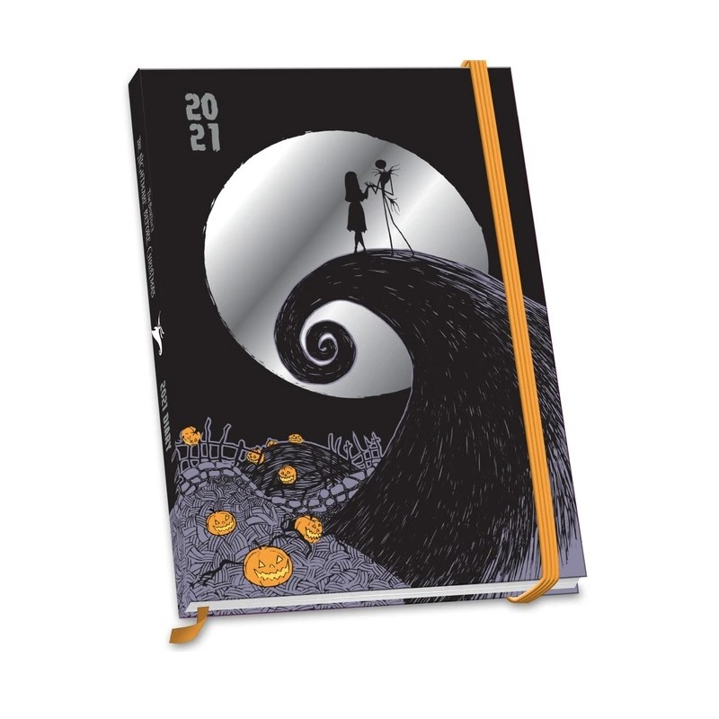 Nightmare Before Christmas 2021 A5 Diary