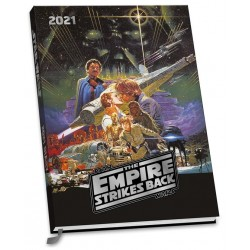 Star Wars Classic 2021 A5 Diary