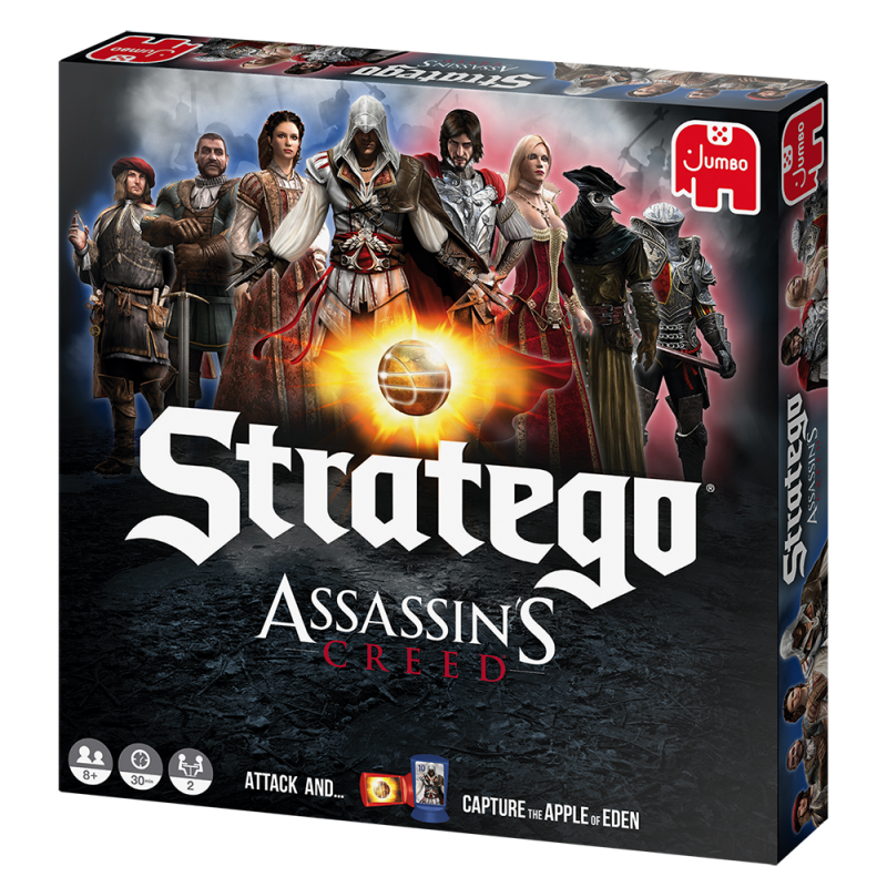 Stratego Assassin's Creed
