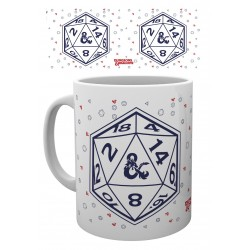 DUNGEONS AND DRAGONS D20 Mok
