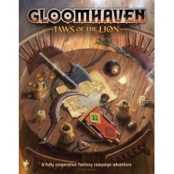 Gloomhaven - Jaws of the Lion - English
