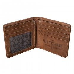THE WITCHER 3 LOGO WALLET