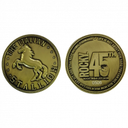Rocky - Limited Edition Collectible Coin