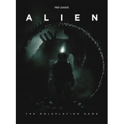 ALIEN: The Role Playing Game, Core Rulebook