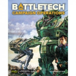 BattleTech Campaign Operations Hardcover