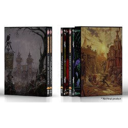 Warhammer Fantasy Roleplay Enemy in Shadows - Enemy Within Campaign Director's Cut Vol. 1 Collector's Edition