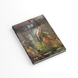 Infinity RPG: Paradiso Planet Book