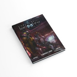 Infinity RPG: Combined Army Supplement