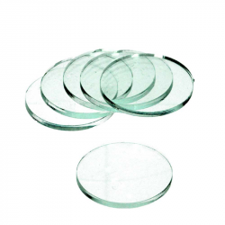 Clear Base Round 24x2mm (10)