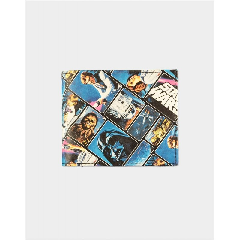 Star Wars - All-Over Print - Bifold Wallet