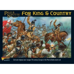 Pike & Shotte - For King & Country Starter Set
