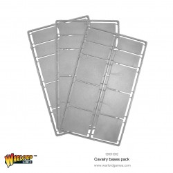 Cavalry bases pack