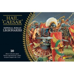 Early Imperial Romans: Legionaries and Scorpion boxed set