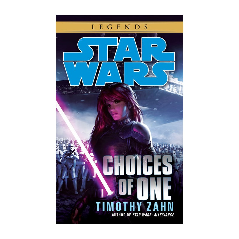 Star Wars - Choices of One paperback