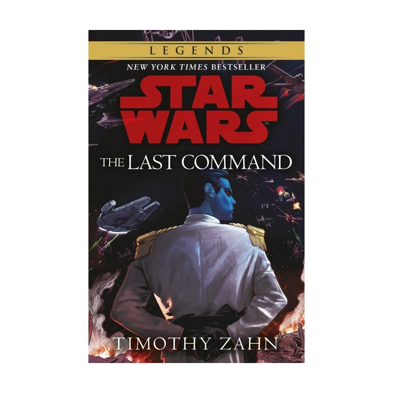 Star Wars - The Last Command paperback