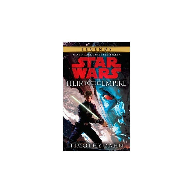 Star Wars - Heir to the Empire paperback