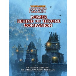 WFRP Enemy Within Campaign – Volume 3: Power Behind the Throne Companion